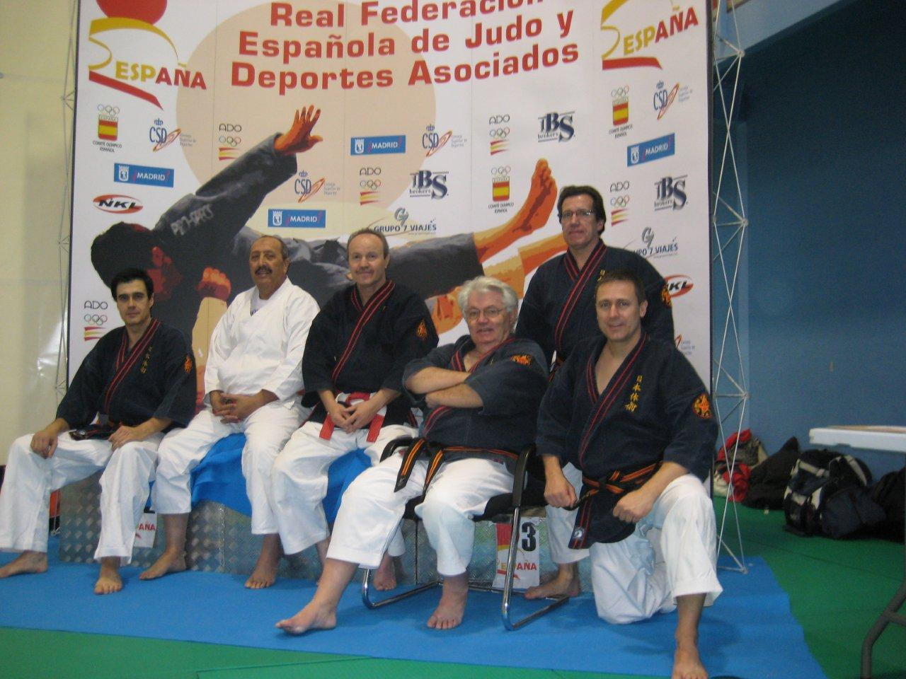 MADRID CURSO-INTERNACIONAL 2010 - 2