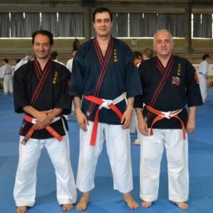 Agustín - Dossío - Javier - Miembros del consejo FMNITAI