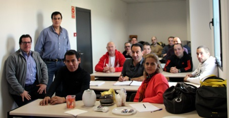 Asamblea Dpto NTJ Madrileña 1-feb-15