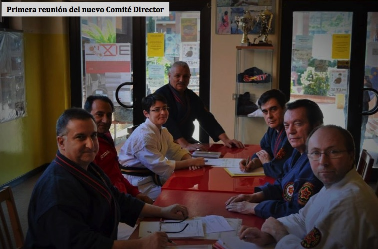 Comite director 2015