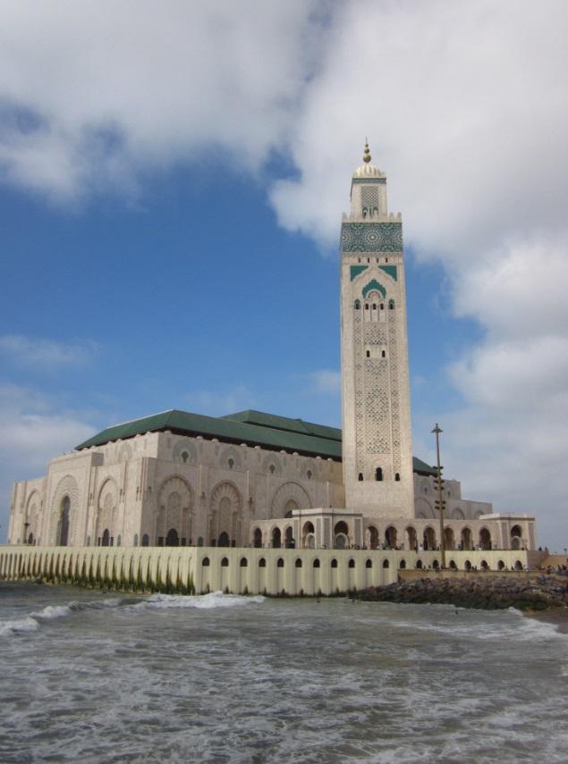 Curso Casablanca - 1
