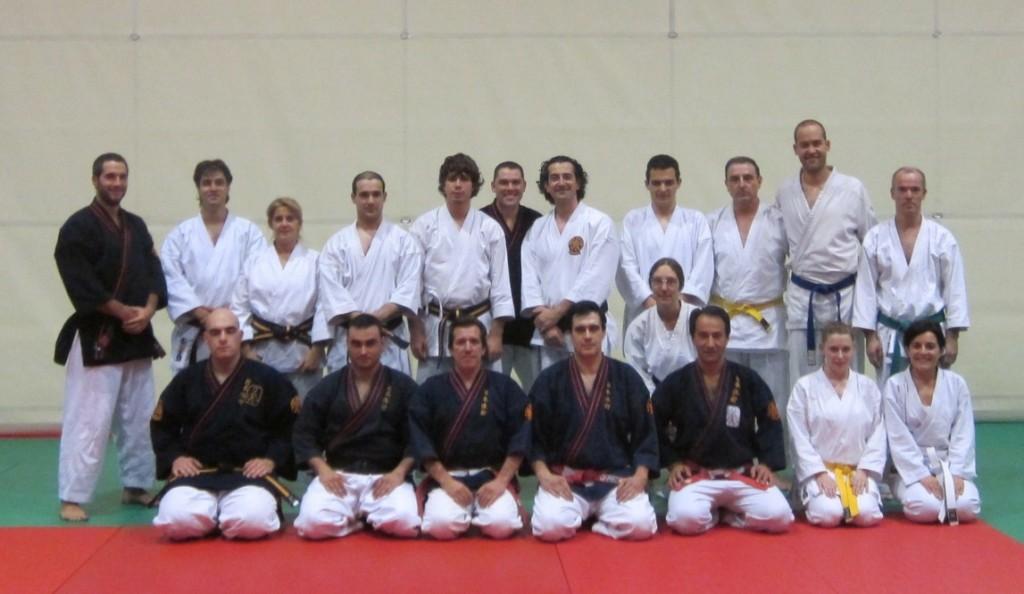 Entrenamiento  curso regional 6-11-10