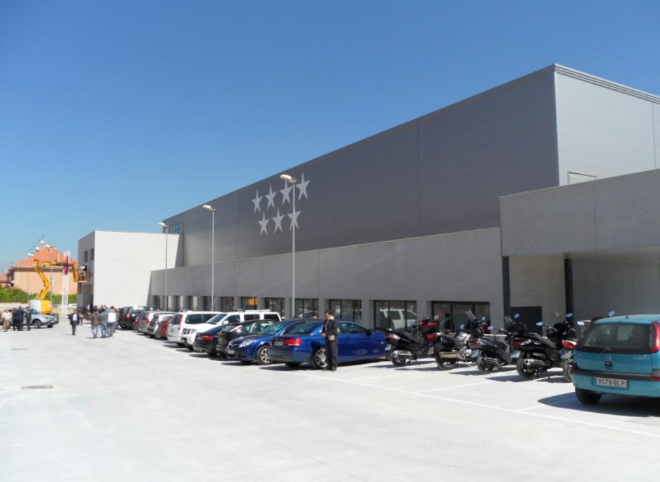 Inauguracion Villaviciosa